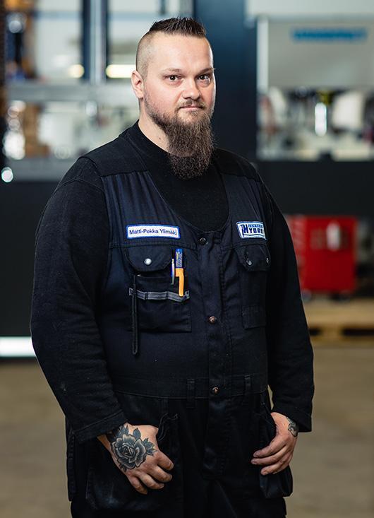 Matti-Pekka Ylimäki